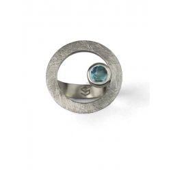 Anillo CIRCULAR TWO in COLOURS