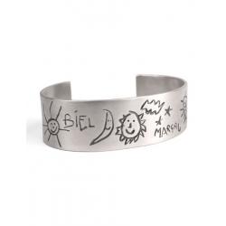pulsera personalizada dibujos y nombres