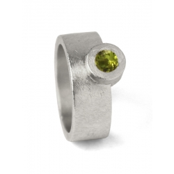 ANILLO DOT IN GREEN