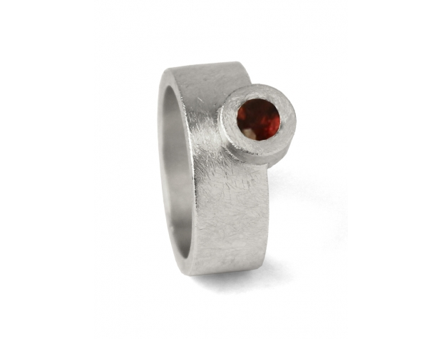 ANILLO DOT IN RED